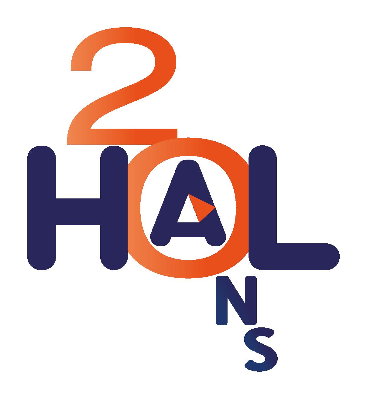 Logo 20 ans HAL